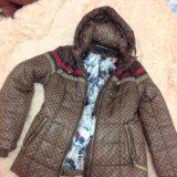 Куртка новая размер 44. Фото 2.
