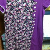 Платье домашнее новое. Фото 1. Самара.