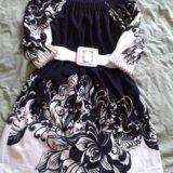 Платье трикотажное. Фото 1. Белгород.