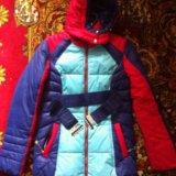 Женская куртка  на осень-весну. Фото 1.