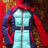 Женская куртка  на осень-весну. Фото 2.