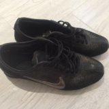 Оригинальные кроссовки nike. Фото 2.