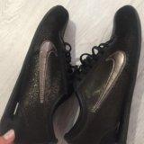 Оригинальные кроссовки nike. Фото 4.
