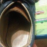 Ботинки осень\весна 22 размер. Фото 3.