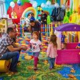 День рождения в игровой комнате. Фото 4.