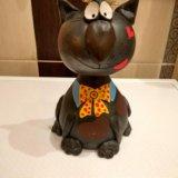 Копилка добрый кот. Фото 1. Москва.