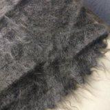 Оренбургский пуховый платок и палантин. Фото 3.