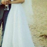 Свадебное платье. Фото 3. Мурино.
