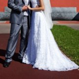 Свадебное платье. Фото 4. Мурино.