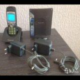 Продам радиотелефон panasonic kx-tcd556. Фото 1.