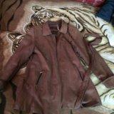 Куртка кожаная. Фото 2. Новомосковск.