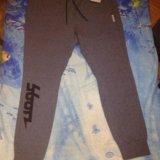 Спортивные штаны reebok. новые. размер: l. Фото 1.