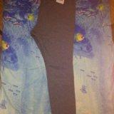 Спортивные штаны reebok. новые. размер: l. Фото 2.