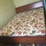 Продам кровать, ширина - 170 см' длинна - 205 см. Фото 1.