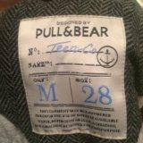 Пальто pull and bear. Фото 3. Санкт-Петербург.