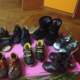 Продаю много обуви, состояние хорошие. Фото 1.