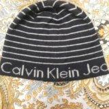 Шапка calvin klein. Фото 1.