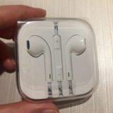 Наушники apple для iphone. Фото 1.