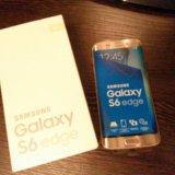Samsung s6  edge 32гб. Фото 1. Краснодар.