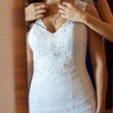 Свадебное платье в классическом стиле. Фото 4.