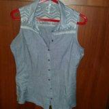 Летняя легкая рубашка. Фото 1.
