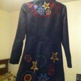 Классное пальто на подростка до 12 лет. Фото 3.