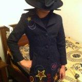 Классное пальто на подростка до 12 лет. Фото 2.