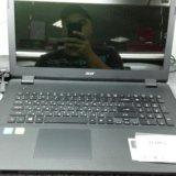 Новый ноутбук acer aspire es 17 , es1-731-c8wn. Фото 4. Благовещенск.