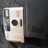Фотоаппарат в чехле. Фото 1.