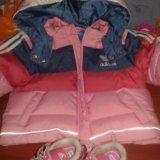 Куртка и кросовки.. Фото 2.