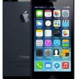 Iphone 5; 64гб; черный. Фото 1.