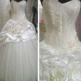 Новое свадебное платье. Фото 2. Самара.
