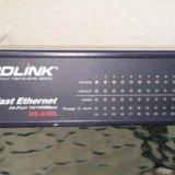 Продам свитч hardlink hs-24rl. Фото 2.