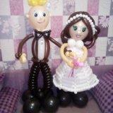 Свадьба. жених и невеста. Фото 1.
