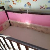 """Кроватка детская """"можга""""маятник. Фото 3."""