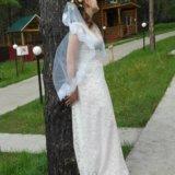 Платье + фата. Фото 2. Ульяновск.