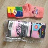Колоточки и носочки для девочки. Фото 1. Хабаровск.
