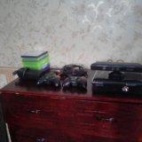 Xbox360 500gb (kinect, игры). Фото 2. Барнаул.