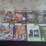Xbox360 500gb (kinect, игры). Фото 4. Барнаул.