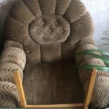 Диван и два кресла. Фото 2.