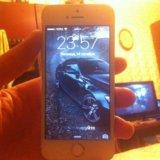 Iphone 5s 16gb silver. Фото 2. Новосибирск.