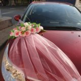 Свадебный тюнинг авто. Фото 2. Волгоград.