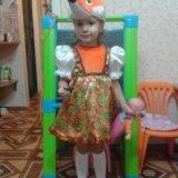 Новогодний  костюм лисички. Фото 1. Новокузнецк.