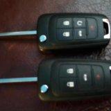 Ключ на автомобиль шевролет. Фото 1. Саратов.