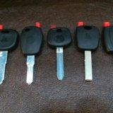 Изготовление автомобильных ключей. Фото 1. Саратов.