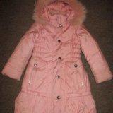 Пальто для девочки зима. Фото 1. Москва.
