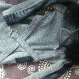 Пальто, шерсть,воротник лама,42-44р.осень -зима. Фото 2. Ачинск.