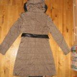 Пальто на синтепоне 42 раз. Фото 1. Среднеуральск.