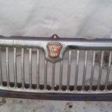 Решетка радиатора на газель. Фото 1. Москва.