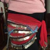 Пояса для танца живота. Фото 1.